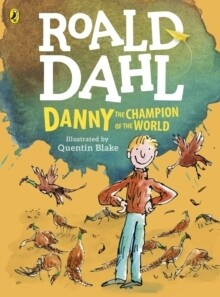 Danny The Champion Of The World Illustrated