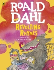 Revolting Rhymes Illustrated