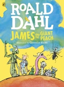 James And The Giant Peach Illustrated