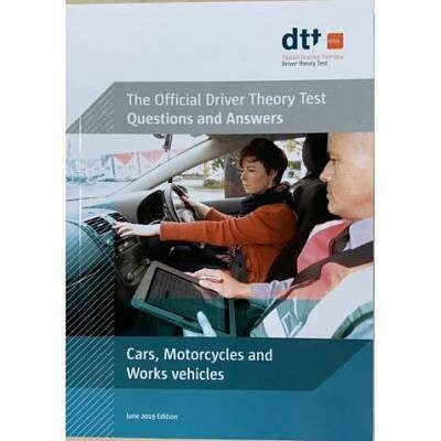 Driver Theory Book Car