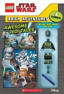 LEGO Star Wars: Awesome Jedi Tales
