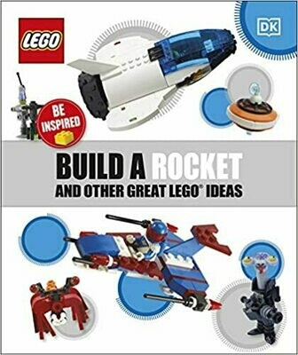 LEGO Build A Rocket