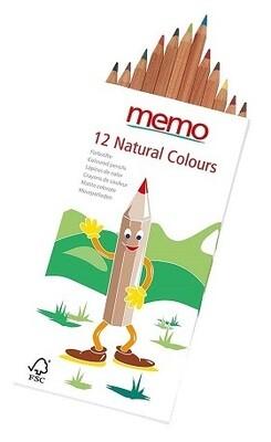 Memo Colouring Pencils