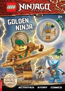 Lego Golden Ninja