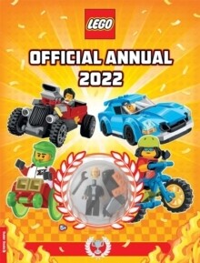 LEGO Official Annual 2022