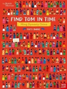 Find Tom in Time: Ming Dynasty China