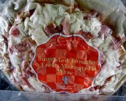 "Byte 10"" Turkish Sujuk Pizza"