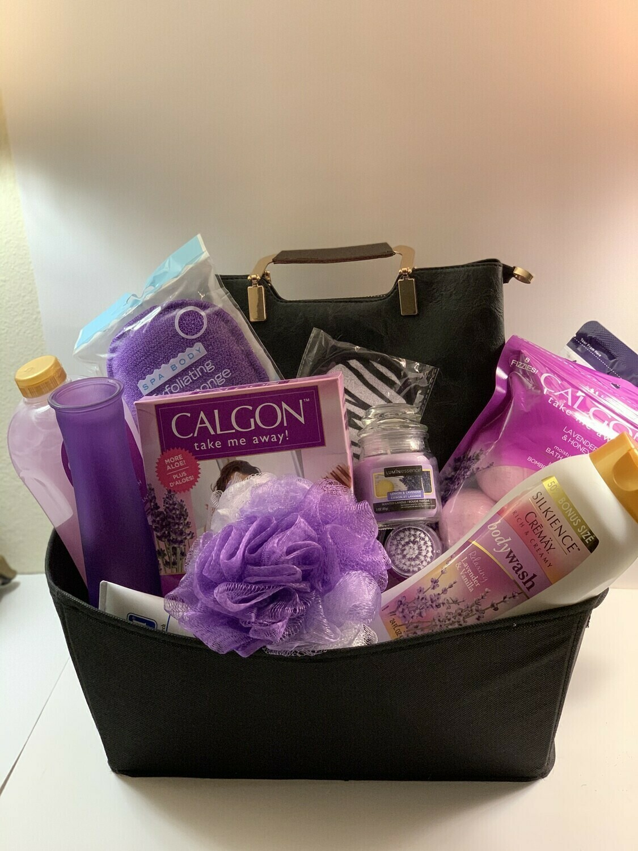 Lavender Luxury