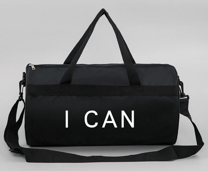 I CAN Duffle bag