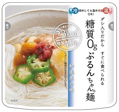 ぷるんちゃん麺 和風魚介味