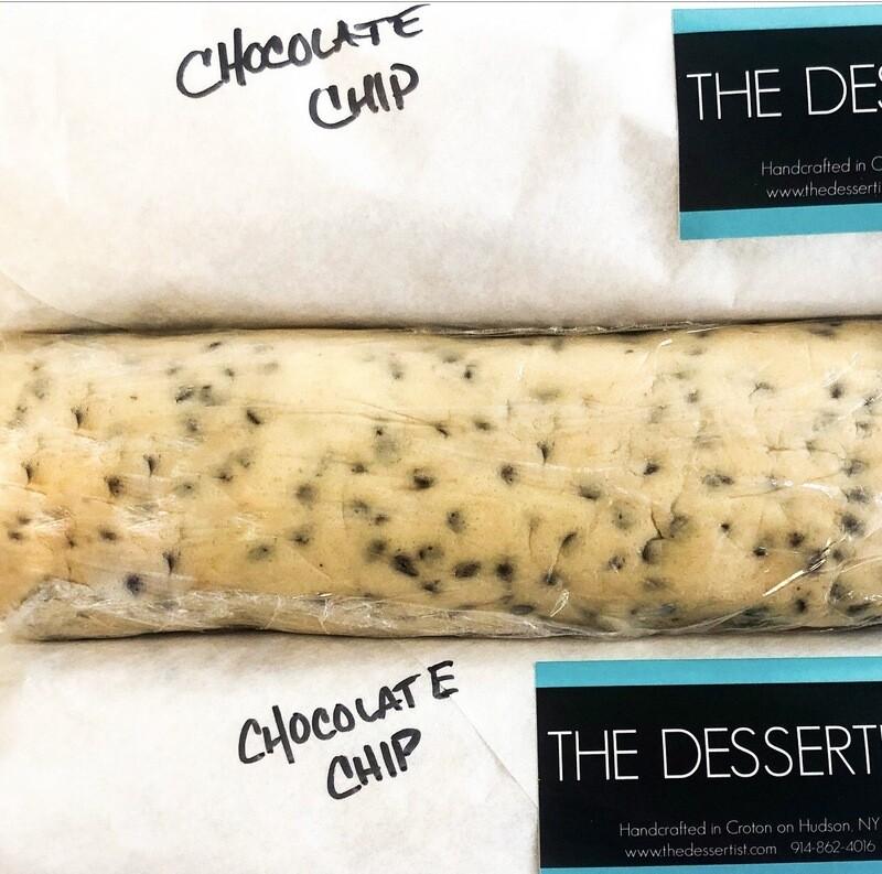 Cookie Dough Log - Ready to Bake