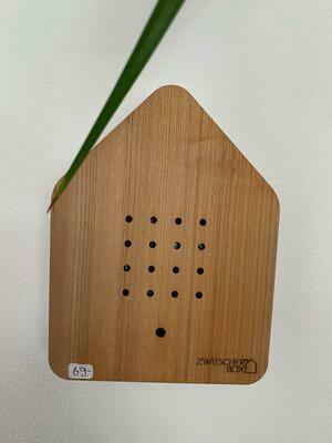 Switcher Box en bois - boîte à oiseaux