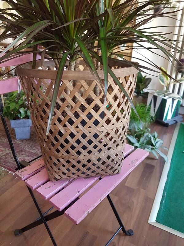 Panier En Bamboo 2 Grandeurs