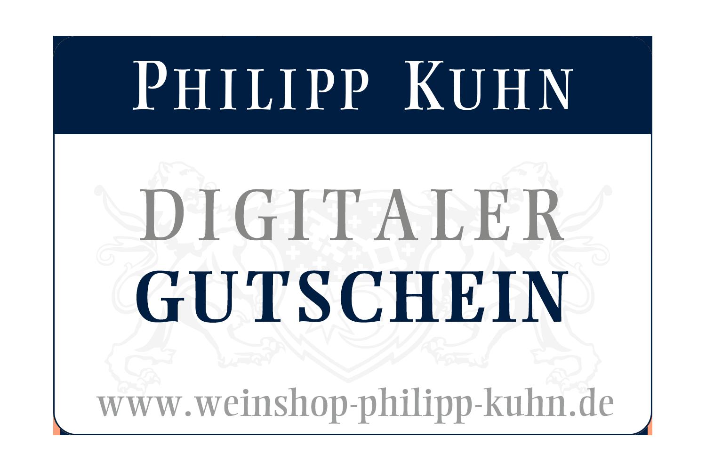 Digitaler Gutschein