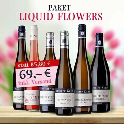 Paket Liquid Flowers