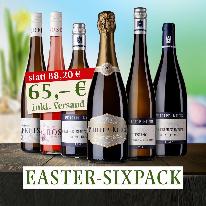Paket Easter-Sixpack