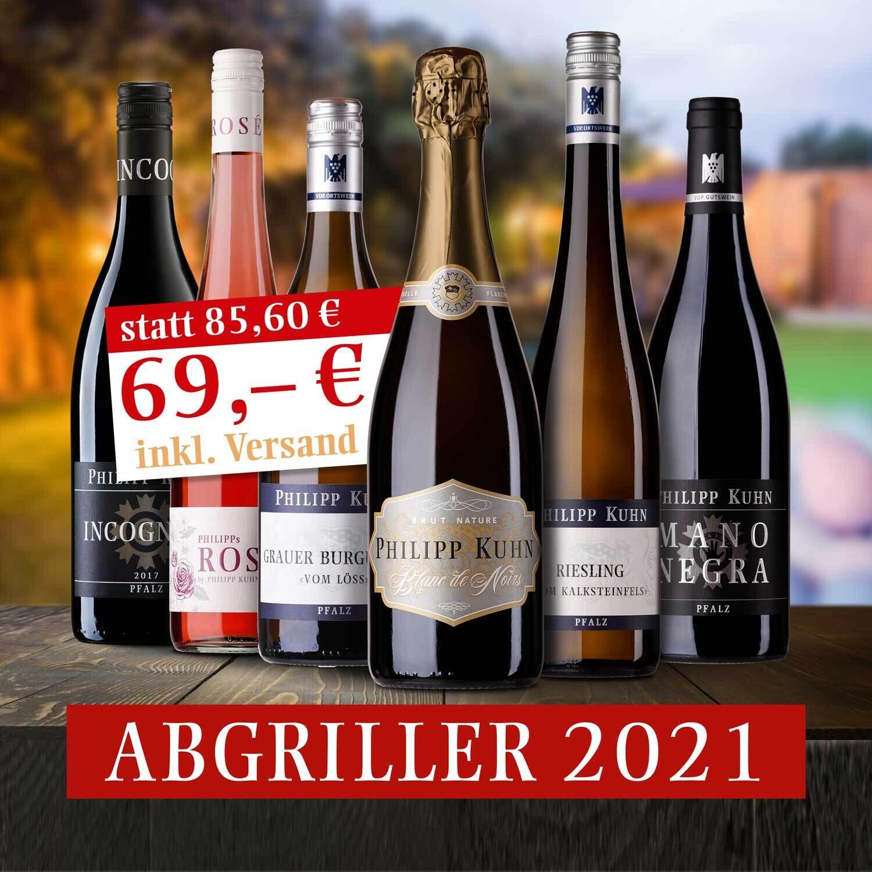 Paket Abgriller 2021