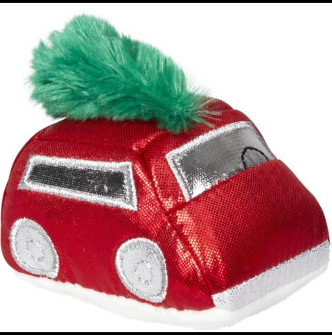 Auto zum Aufziehen Fröhliche Weihnachten!