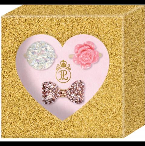 Ring-Set Prinzessin Lillifee Glitter & Gold