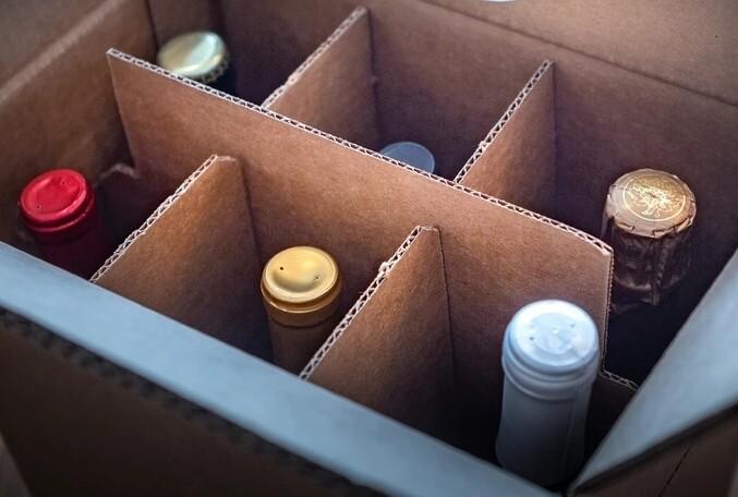 Caisse découverte de 6 vins