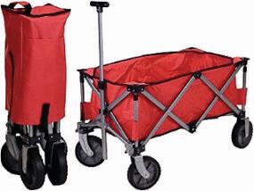 Foldable Beach Wagon