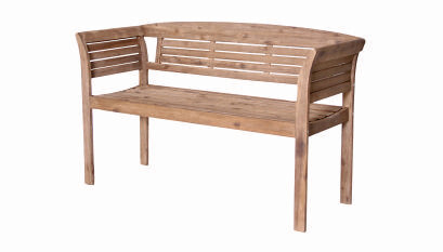 Hanoi 2 Seater Bistro Bench Was £199 Now £99