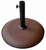 12KG PARASOL BASE BUY ONLINE NOW TO SECURE YOUR PURCHASE. THIS PRODUCT WAS IN HIGH DEMAND LAST YEAR. AVAILABLE FOR DELIVERY OF COLLECTION FROM APRIL 2021