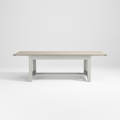 Dining table refectory extrending 180 - 260cm