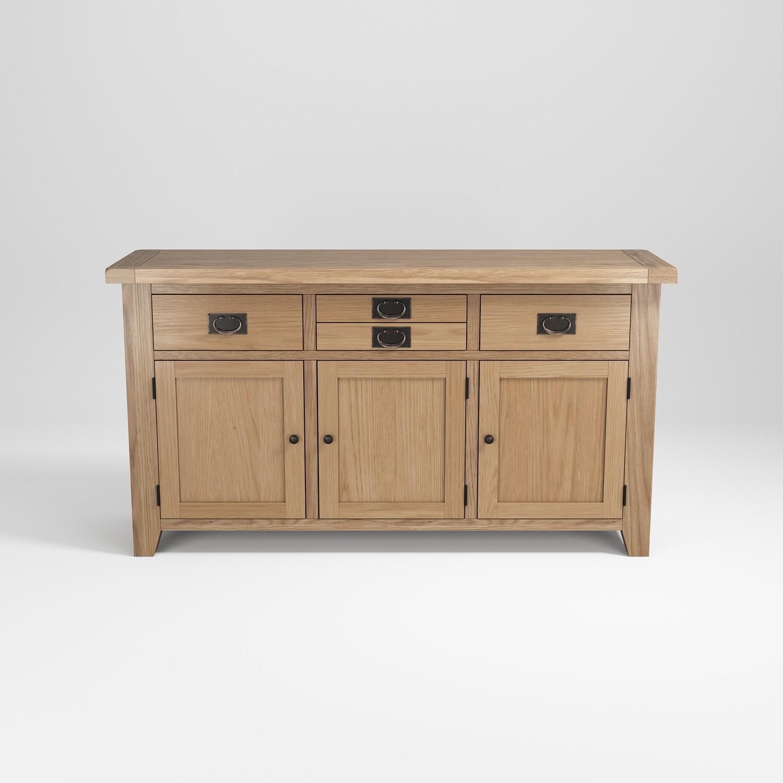 Sideboard 3 door 3 drawer