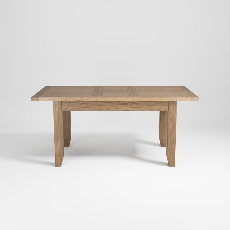 Dining table extending medium 140-180cm