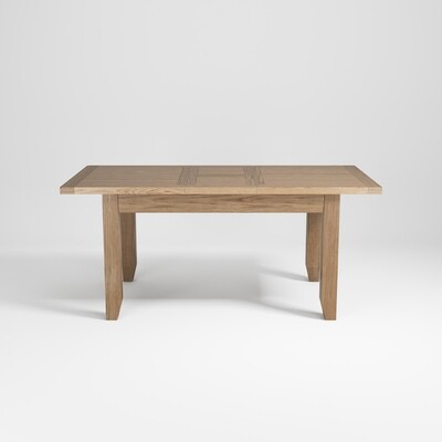 Dining table extending medium 140-180cm