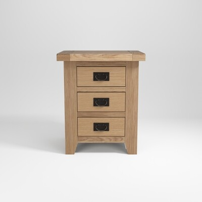 Bedside 3 drawers