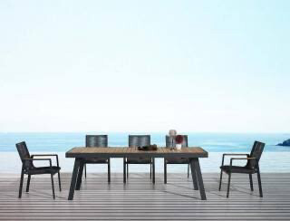 Higold Emoti Six Seater Dining Set (LIMITED STOCK AVAILABLE FROM MID-JUNE)