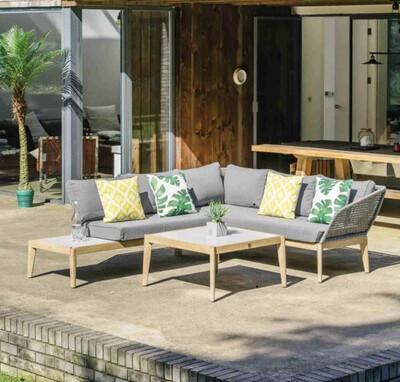 Belize Modular Lounge Set (Was £1250 Now £625)