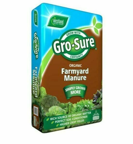 Farmyard Manure (Gro-sure) 50L
