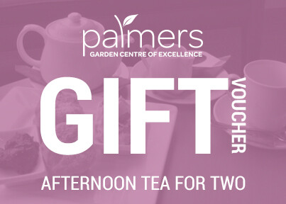 Palmers Afternoon Tea for 2 voucher