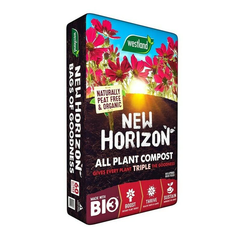 New Horizon All Plant Compost 60 litre