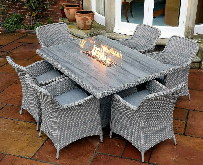 CATALAN SIX SEAT FIREPIT SEAT BUY ONLINE NOW TO SECURE YOUR PURCHASE. THIS PRODUCT WAS IN HIGH DEMAND LAST YEAR. AVAILABLE FOR DELIVERY OF COLLECTION FROM APRIL 2021