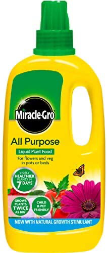 Miracle Grow All Purpose (Liquid)
