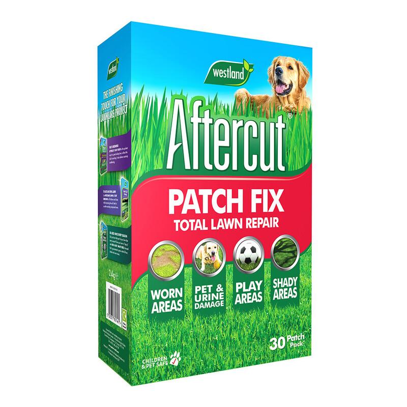 Aftercut Lawn Patch Fix