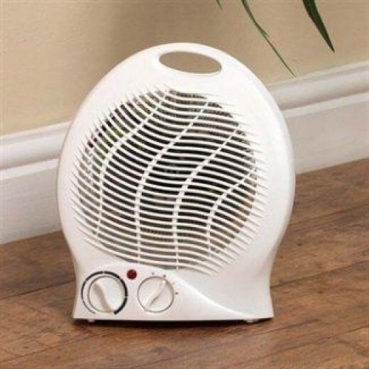 2000 Watt Fan heater