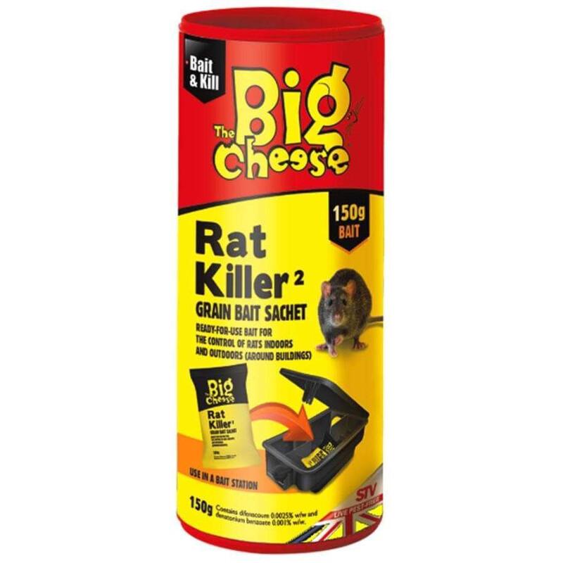Rat Killer Grain Bait Sachet