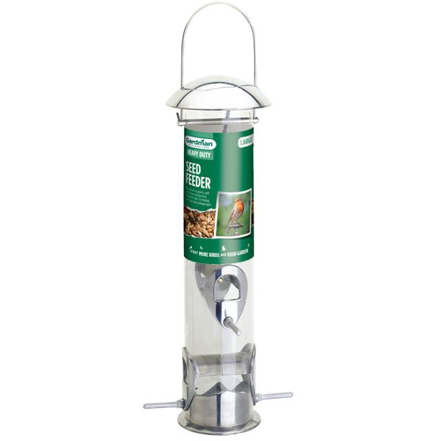 Heavy Duty Seed Feeder