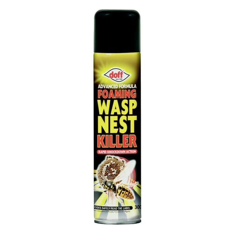 Foaming Wasp Nest Killer