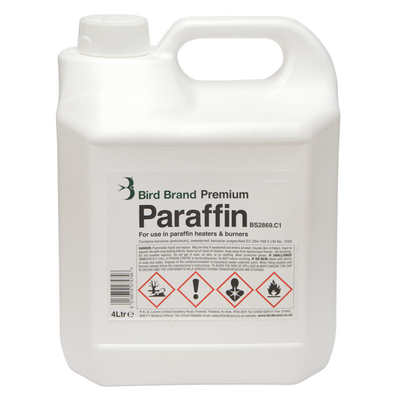 Paraffin 4 Litre