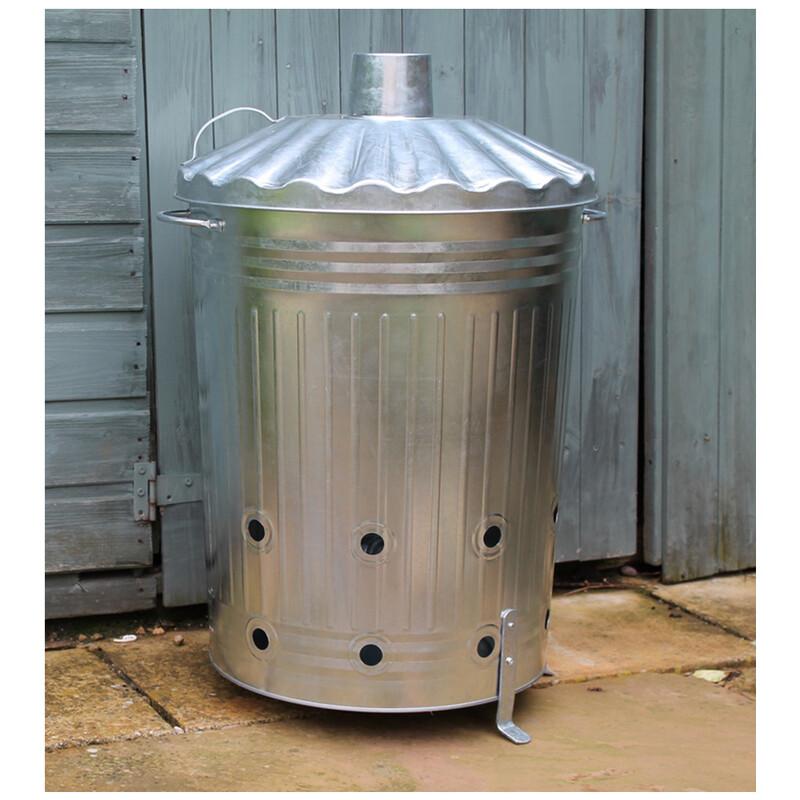 Dustbin Incinerator
