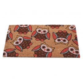 Dizzy Owls Coir Mat L75cm x W45cm