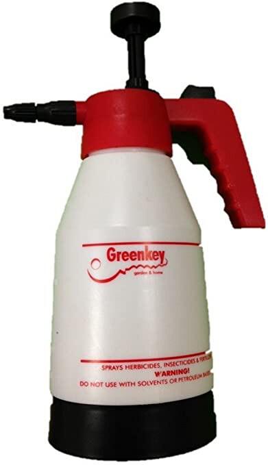 Pump Sprayer 1.5 Litre - Green