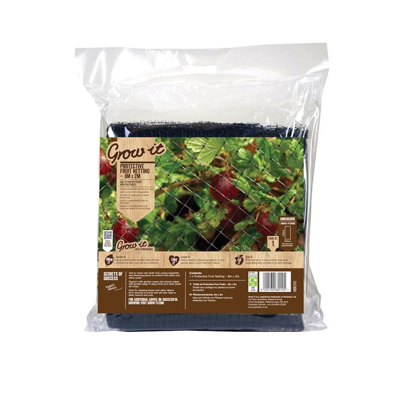 Protective Fruit Netting 4m x 2m