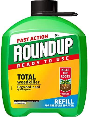 Round Up 5 Litre Refill For Pressure Sprayer